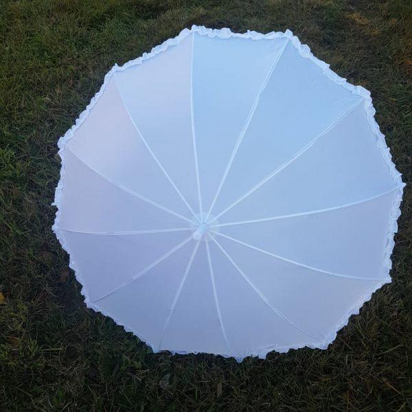 Bérelhető esküvői napernyő