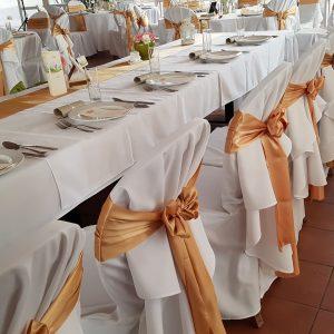 esküvő székszoknya bérlés